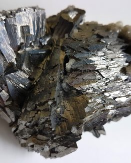 Aggregate of Arsenopyrite terminated crystals.