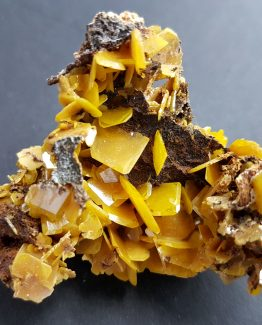 Very attractive specimen of Wulfenite.