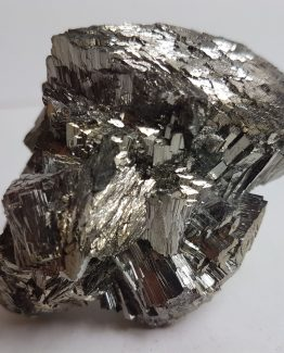 Beautiful aggregate of crystals of Arsenopyrite from Panasqueira Mines..