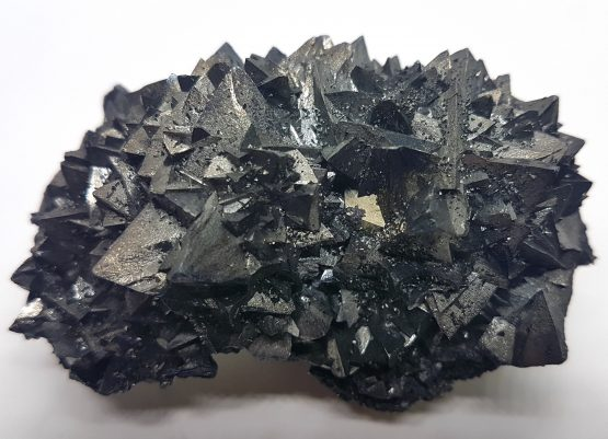 Beautiful aggregate of Tetrahedrite crystals.